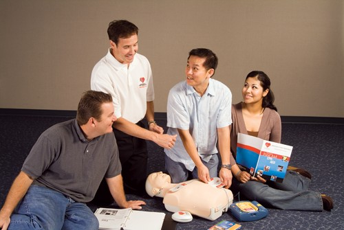 EFR Primary Care 1st Aid/ AED